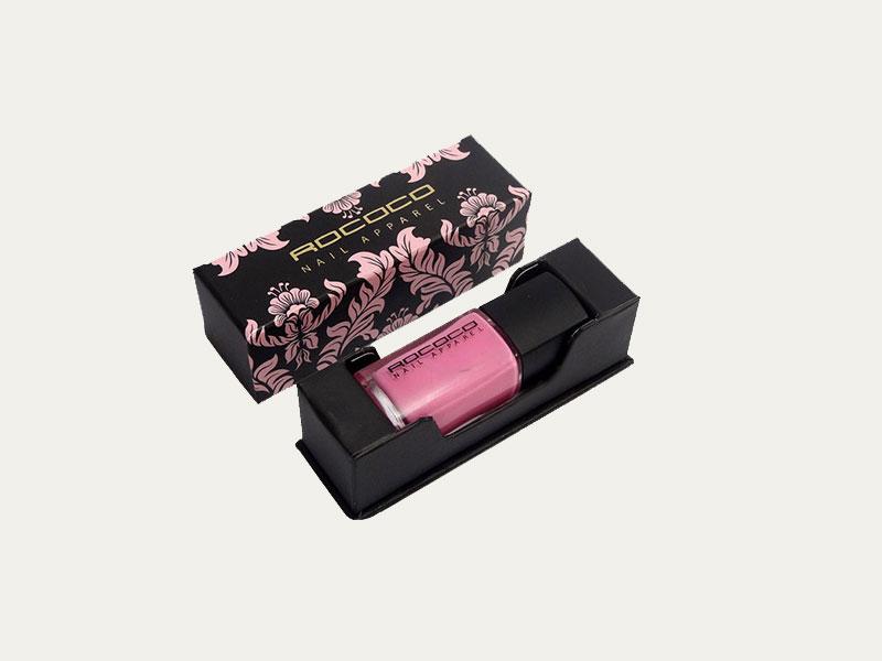 Custom Nail Polish Boxes | Wholesale Printed Nail Polish Packaging Boxes