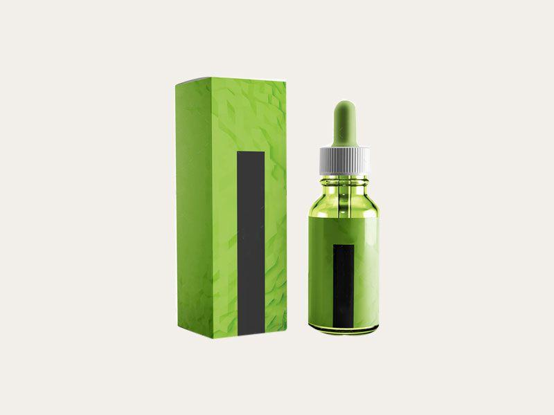 Custom Dropper Bottle Boxes | Wholesale Printed Dropper